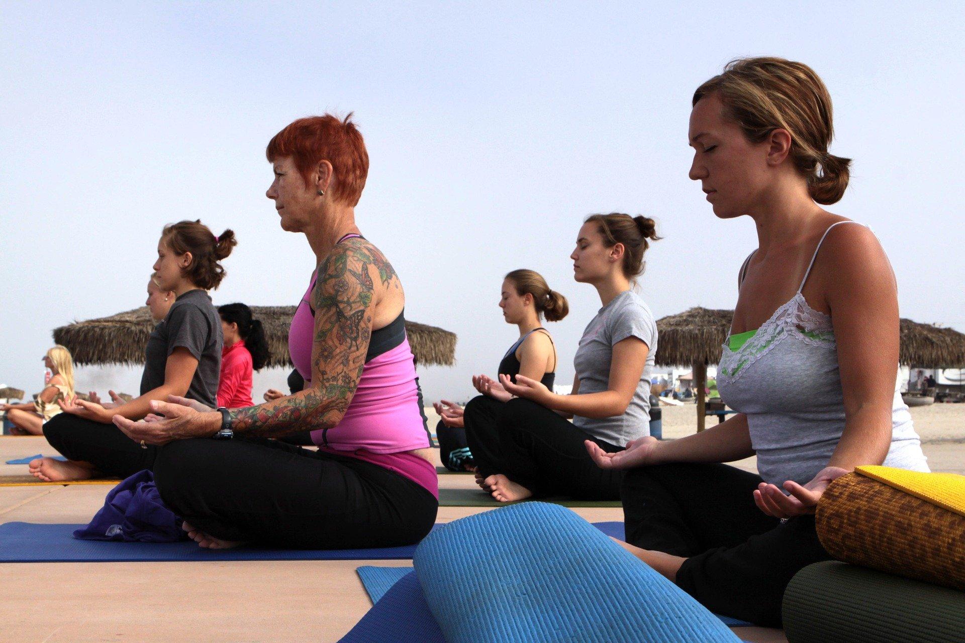 Yoga De Lotus Reeks