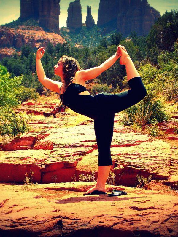 Yoga De Lotus Dynamisch